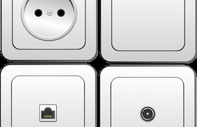 Gniazdka i włączniki elektryczne – co musisz o nich wiedzieć?