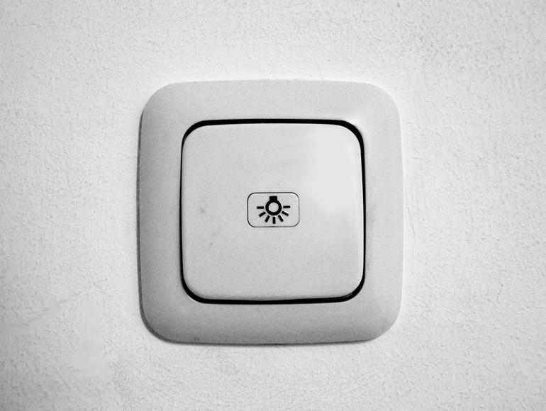 Nowoczesny włącznik światła – wszystko na dotyk!
