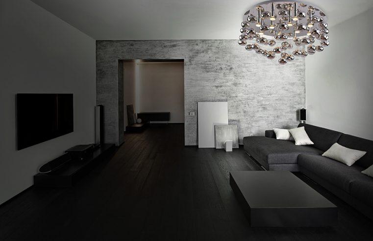 Żyrandol – modny i praktyczny sposób na oświetlenie do domu